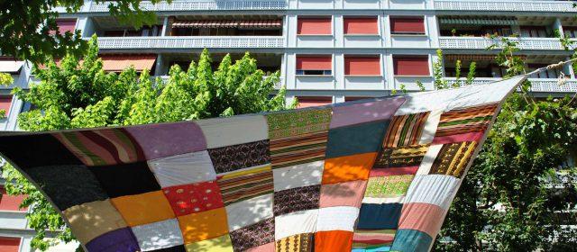 ART, ESPACE PUBLIC ET PARTICIPATION – 60×60 projet artistique et anthropologique en milieu urbain (Genève, Suisse)